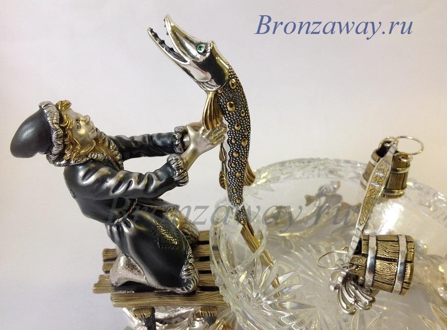 Подарки из серебра и золота