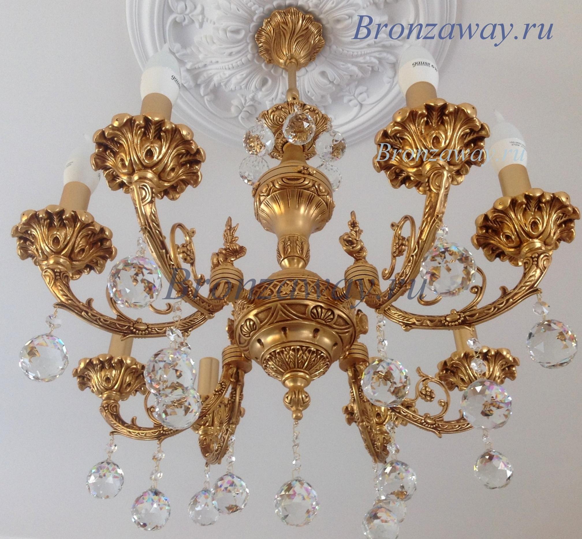 Потолочные люстры - недорого купить в Москве с доставкой в