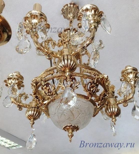 Купить светильники в стиле Прованс с доставкой по Москве и
